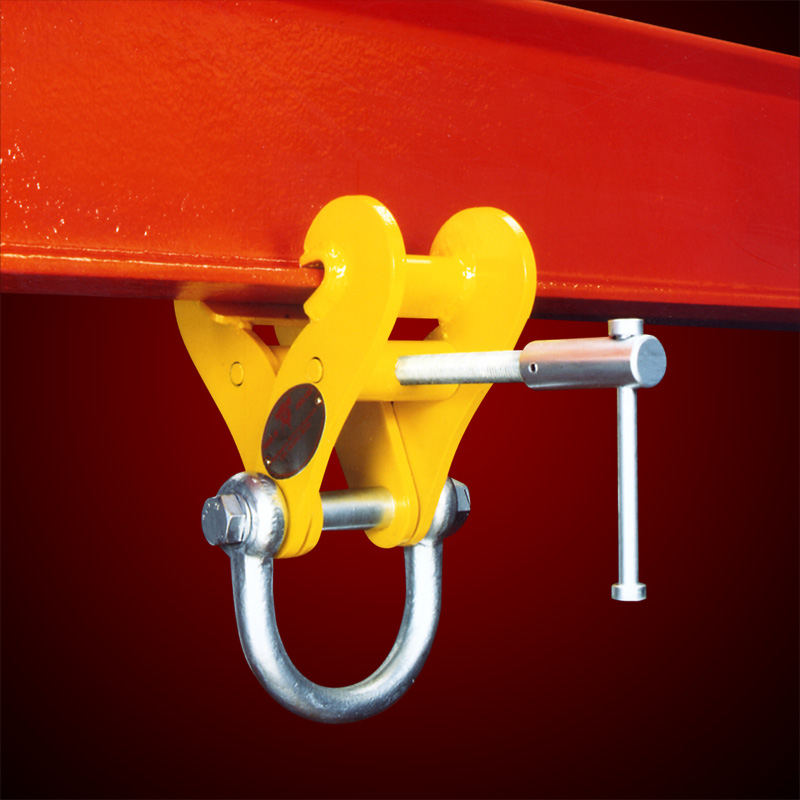 Fixed Jaw Adjustable Girder Clamps